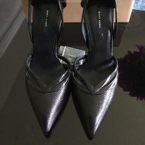 Zara Black high heel